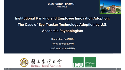 IPDMC Prof. Dr. Jelena Spanjol